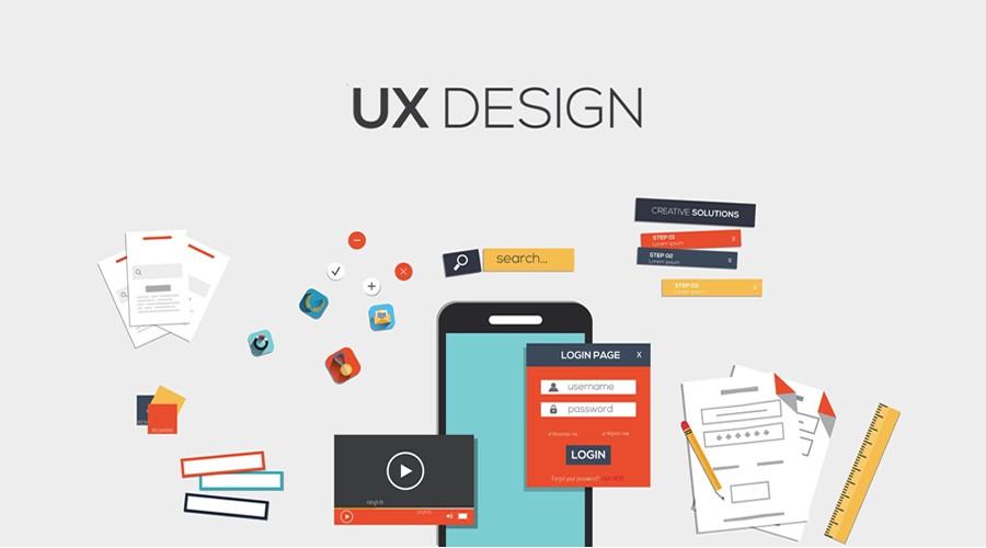 ux design web design